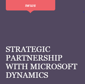 Thunderhead Microsoft Dynamics Announce Partnership
