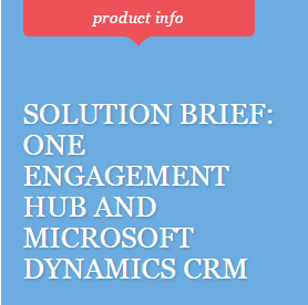 Thunderhead Microsoft Dynamics Solution Brief