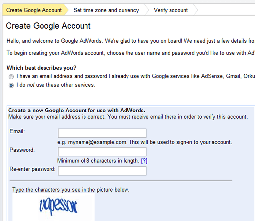 How to Set Up a Google AdWords Account - Yell Business