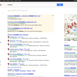 Google Search - Builders