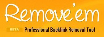 bad, backlink, removal
