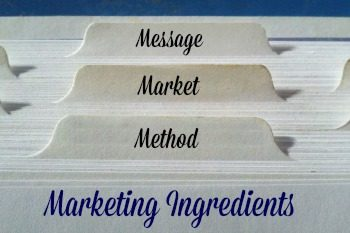 Essential Marketing Components