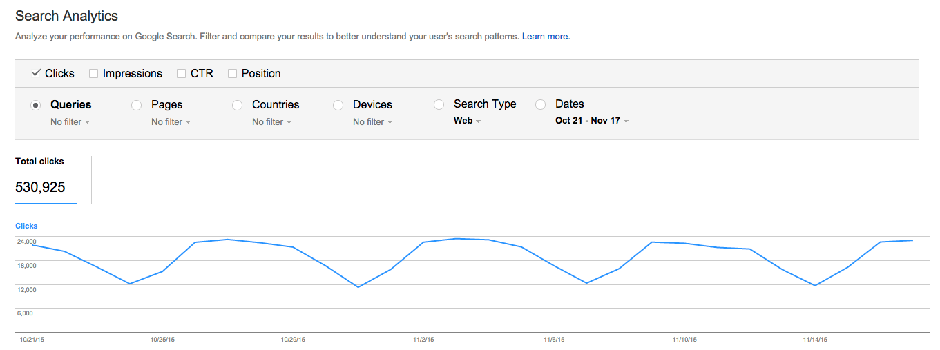 google search console tips 5 things to check first