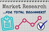 Image of market research icons
