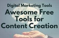 Free Content Creation Tools