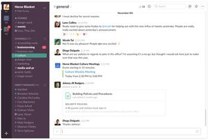 free project management tools Teamwork Slack