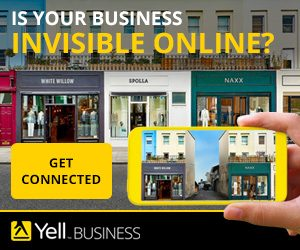 Is you business invisible online. Get connected