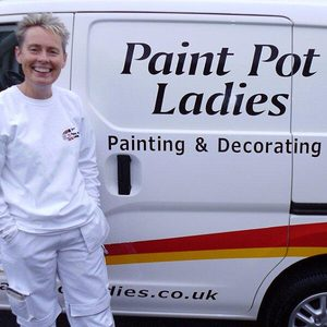Paint Pot Ladies