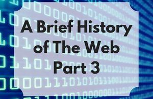 A Brief History of The Web