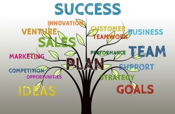 business-success-tree