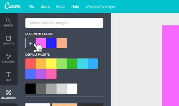 Canva updates