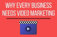 Why EVERY Business Needs Video Marketing