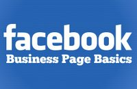 Facebook Business Page Basics