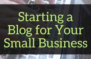 starting-a-blog-for-your-small-business