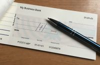 Business Cheque Book