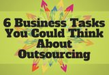 Did you know you can outsource these 6 time-consuming tasks? If you're struggling to find time for essential processes, it might be time to outsource.