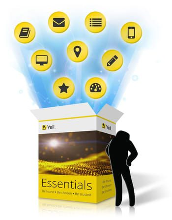 Yell's free marketing essentials pack