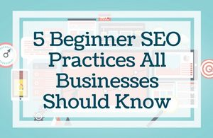 SEO often strikes fear into the hearts of newbie webmasters, but fear not! Here are 5 simple things you can start today to grow your online visibility.