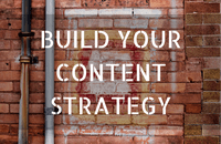 Build your content strategy