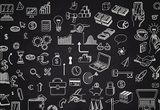 Images of marketing icons