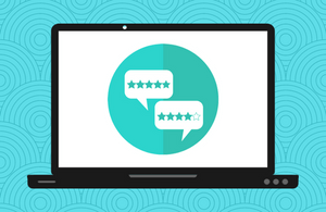 Once you've collected customer reviews, what do you do with them? Maximise their promotional potential by using them in your marketing materials!