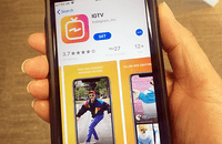 IGTV Instagram TV app