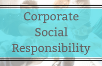 CSR isn't just for big corporations; small teams can make a difference too! But what to support? It's a tough question – let's look for some CSR inspiration!