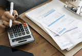 """Newly self-employed? Congrats! But if you're worried about the """"feast and famine"""" of being your own boss, these 5 budgeting tips may come in handy."""