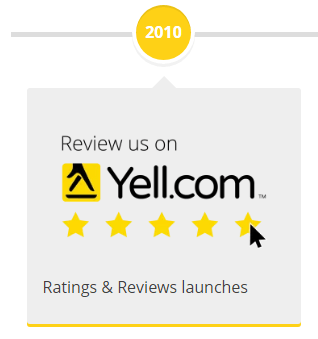 2010 - Ratings & Reviews launches