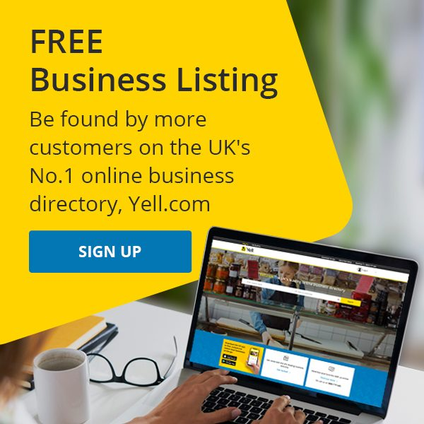 free business listing banner